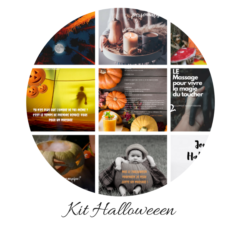 Le Kit Halloween
