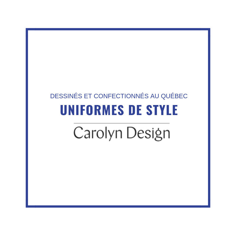 Carolyn Design Uniformes