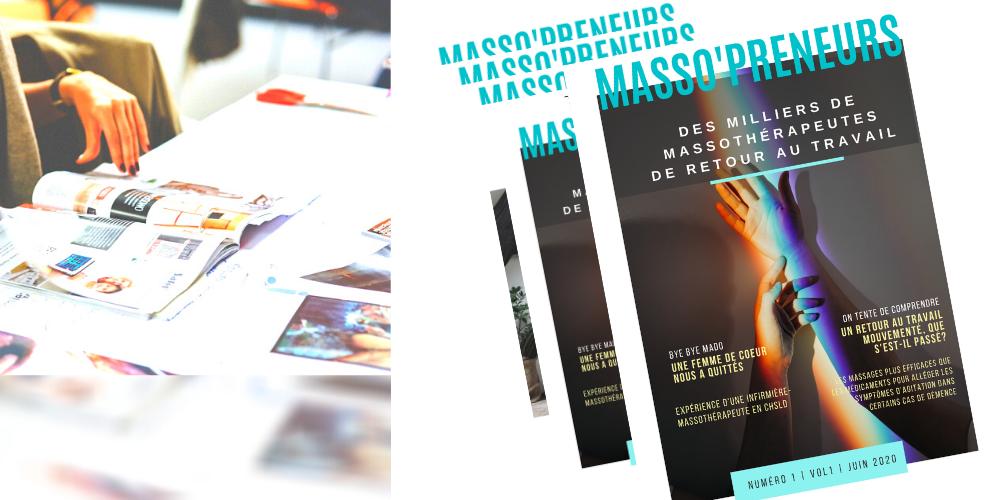 MASSO'PRENEURS magazine
